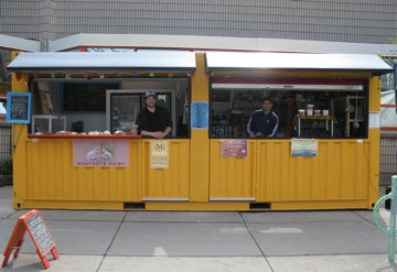 Light Load Food Trucks Meet Shipping Containers Mmd