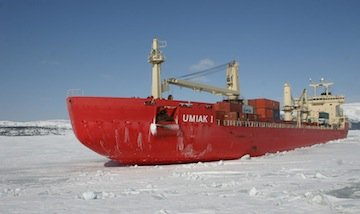 FEDNAV LTD. - Fednav Orders New Icebreaker