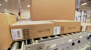Amazon fulfillment warehouse 5