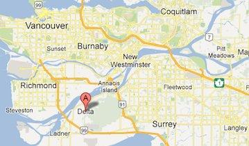 agility logistics_Delta BC map - Inside Logistics