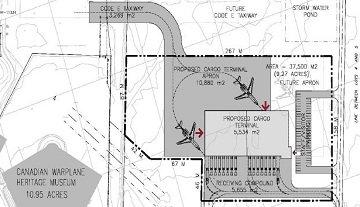 Hamilton Airport plan
