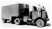 Frederick Jones of Thermo King developed the first portable refrigeration units for troops stationed overseas in World War II. (Photo: Thermo King)