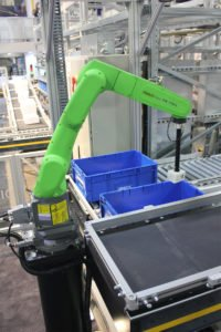 robotic piece picking