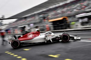 Alfa Romeo Sauber F1 Team Extends Partnership With Interroll Inside Logistics