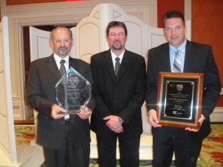 Erb International won the grand prize at the TCA's annual awards banquet.