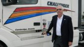 Challenger CEO Dan Einwechter provided CTL.ca with a look at the company's newest equipment complete with its modern new logo.