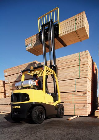 Hyster's EPA-compliant H80FT lift truck, released at ProMat 2013 this week, boasts a 74 hp engine which uses exhaust gas recirculation (EGR) system and a diesel particulate filter (DPF) designed to achieve near-zero emissions.