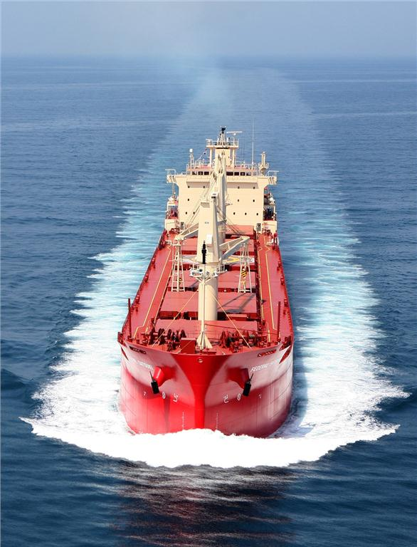Fednav ships are designed with the environment in mind