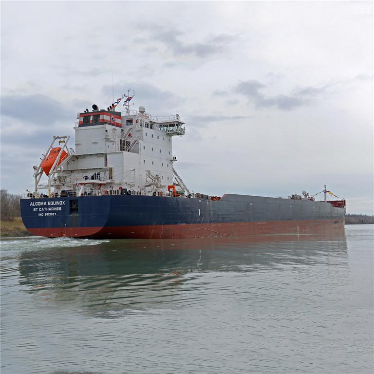 Algoma Equinox class vessel Photo courtesy Roy Timm