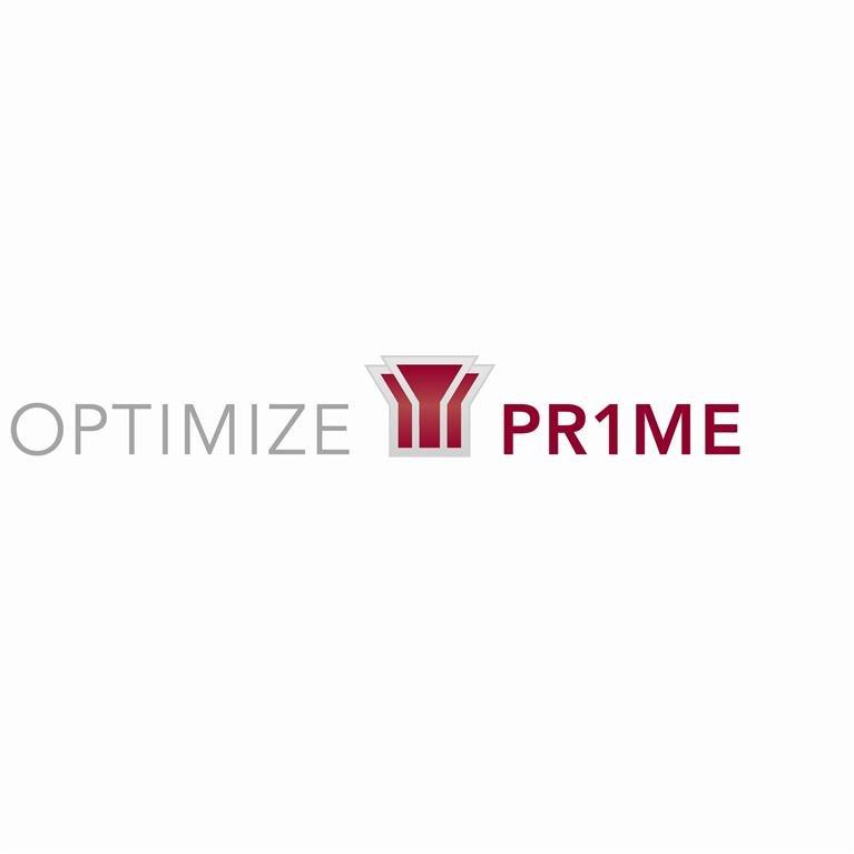 Optimize Prime new logo