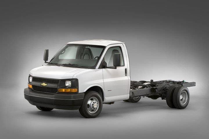 The new GM 4500.
