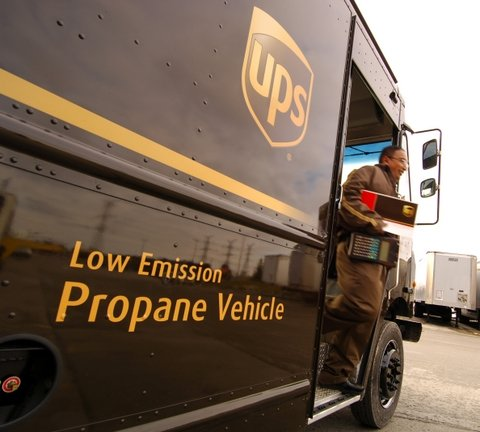 UPS Canada is adding 139 new propane delivery trucks to its fleet (pictured above). These vehicles will be deployed primarily in Quebec, Ontario and Alberta and join nearly 600 propane trucks already operating in Canada.