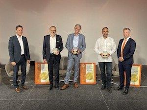 Logimat best product award winners