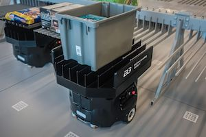 mobile warehouse robot