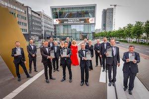 IFOY award winners group photo