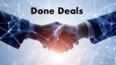 Done deals header